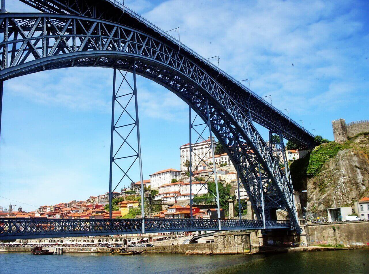 Oporto Ponte Luiz I