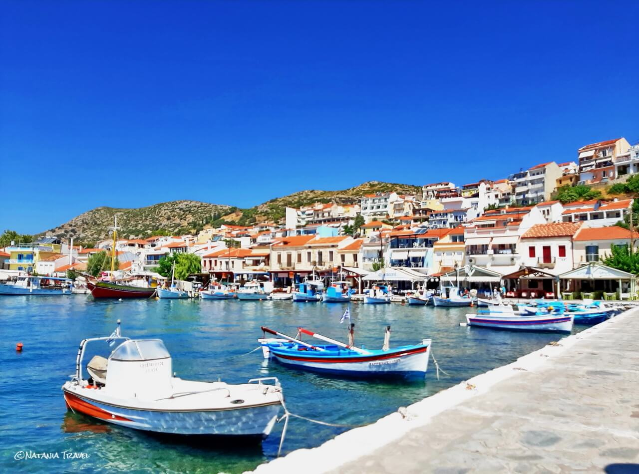 Pythtagorion, Samos