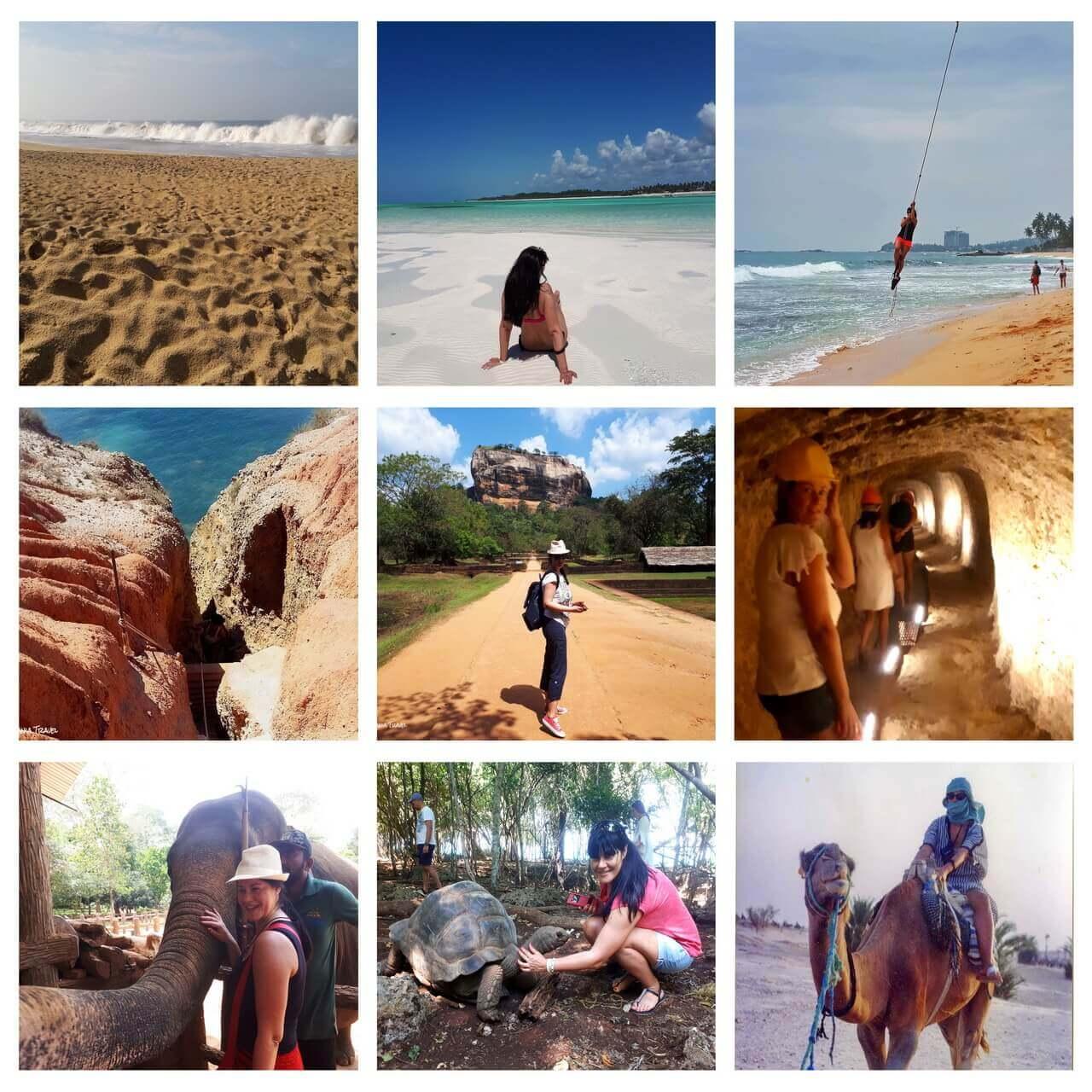 Traveling adventures, Natania travel blog