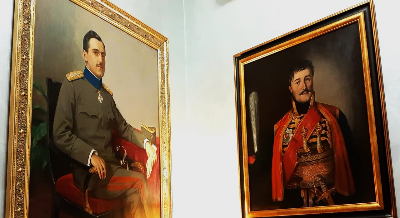 Exhibition Serbian Royal portraits: King Alexander Karadjordjević and Karadjordje