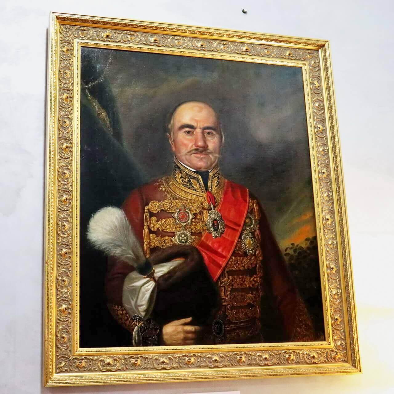 Prince Miloš Obrenović, exhibition