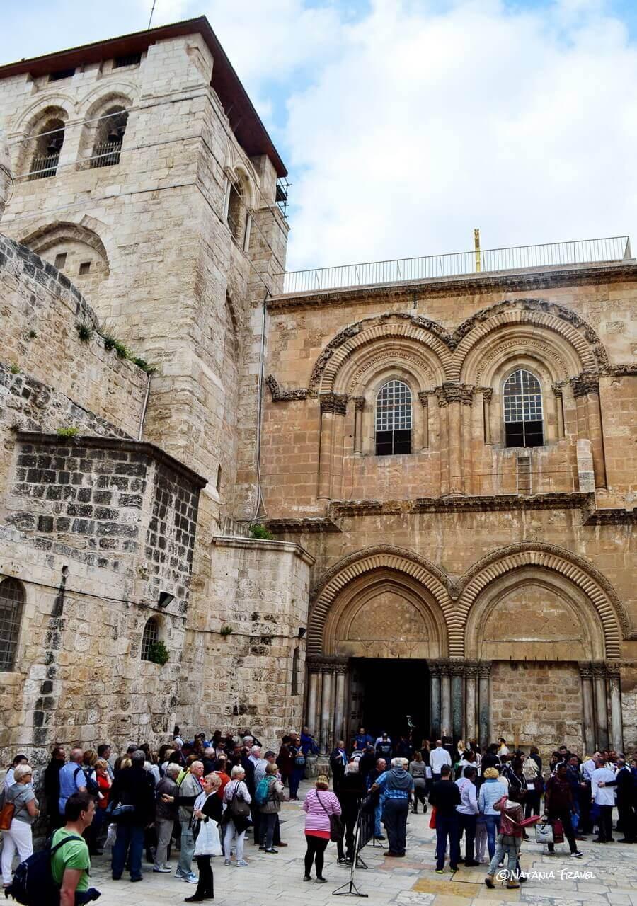 Jerusalem, the Church of Holy, Israel, Izrael