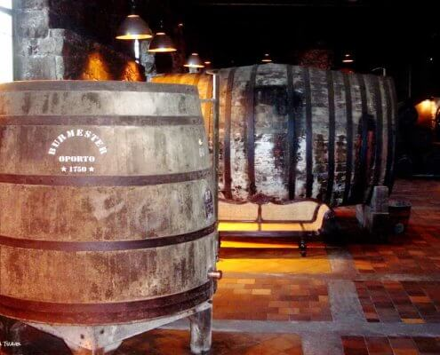 Porto, Burmester winery, Vila Nova di Gaia ok