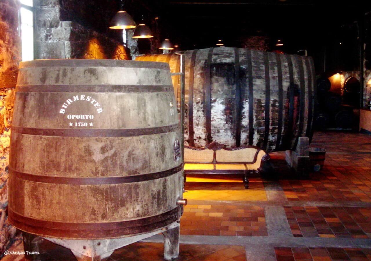 Burmester winery, Vila Nova di Gaia ok