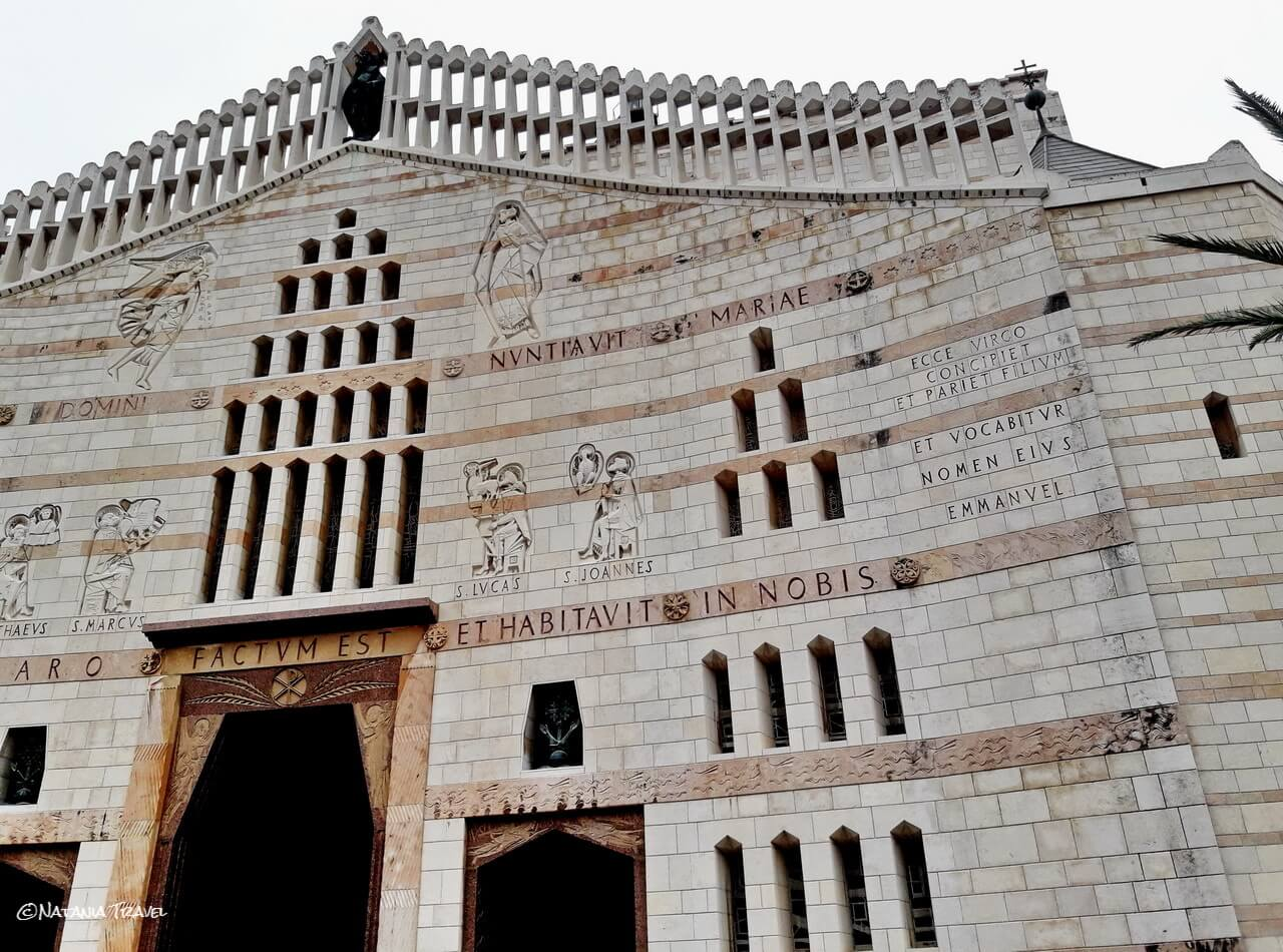 Nazareth, the Basilica of Annunciation