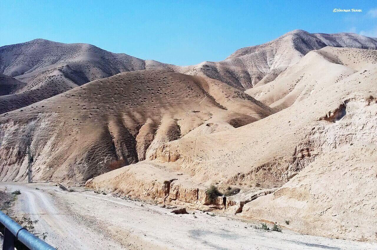 The Judean desert, Israel