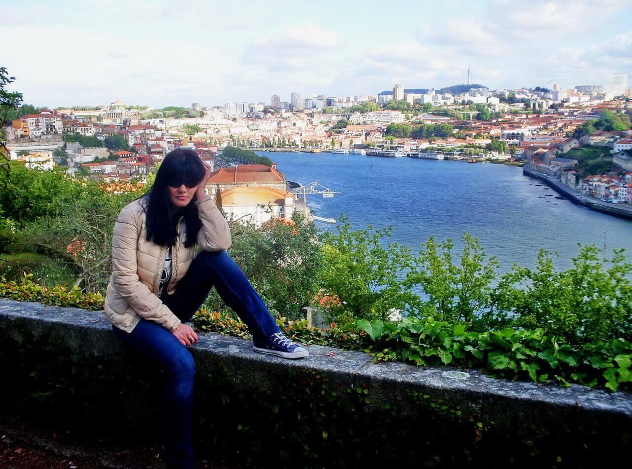 Porto, the river Douro
