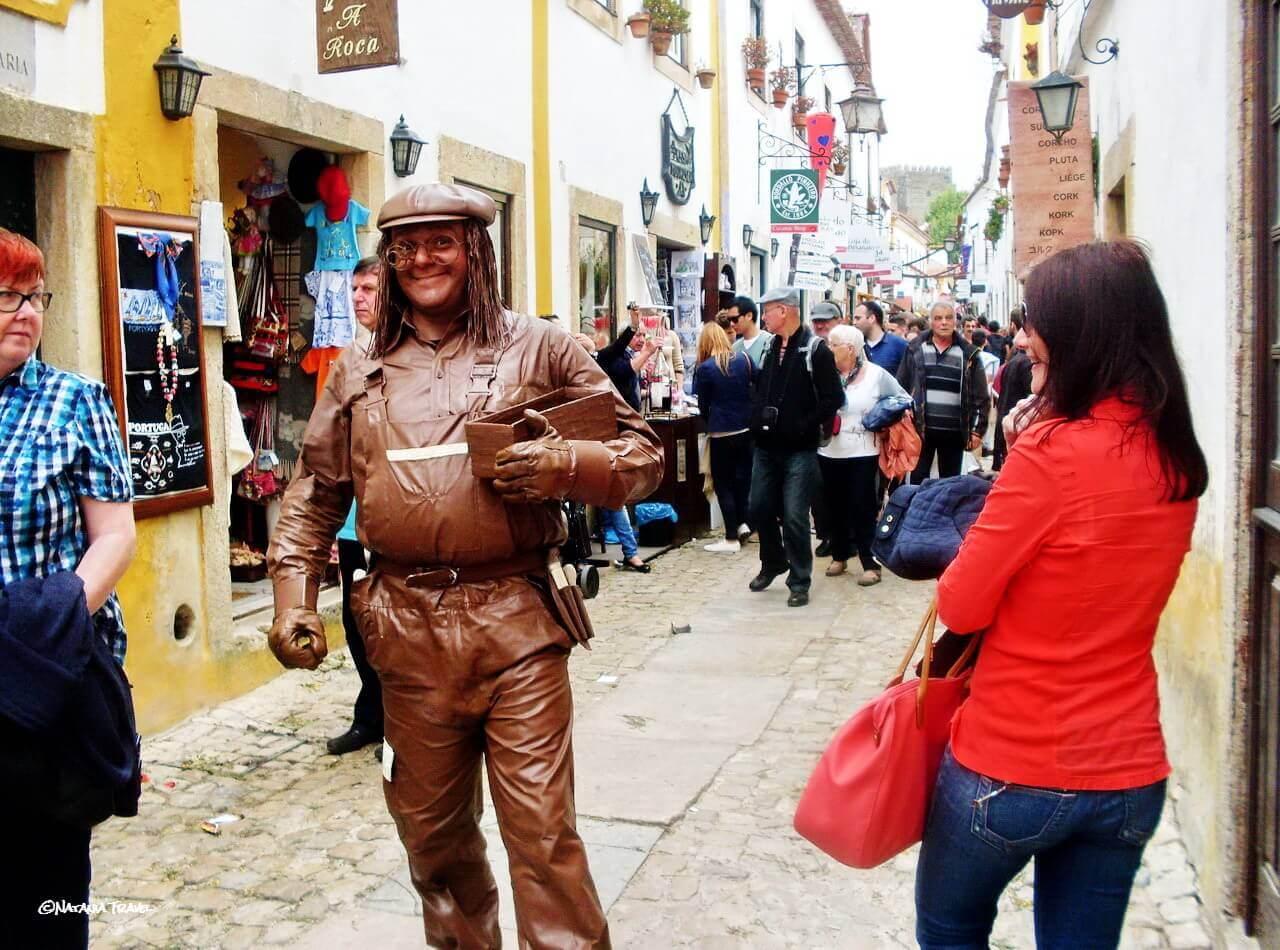 Rua Direita, chocolate festival