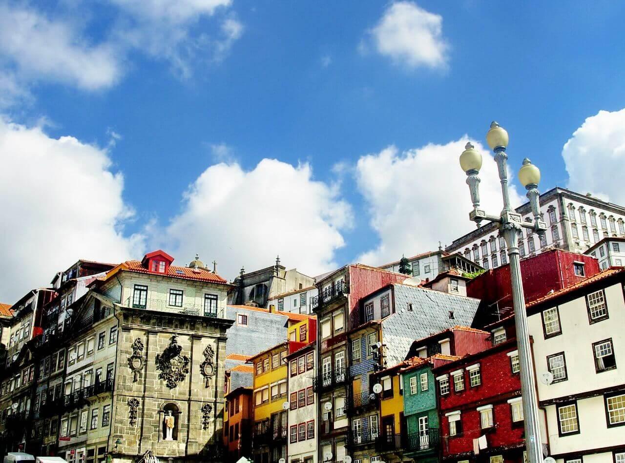 Porto, Praça da Ribeira