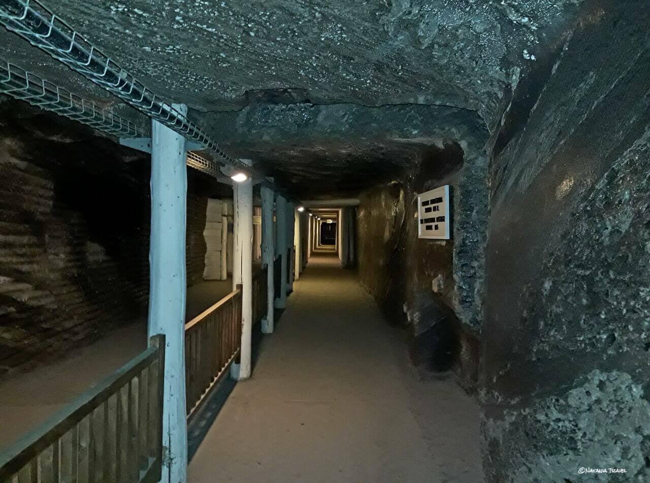 Wieliczka corridor
