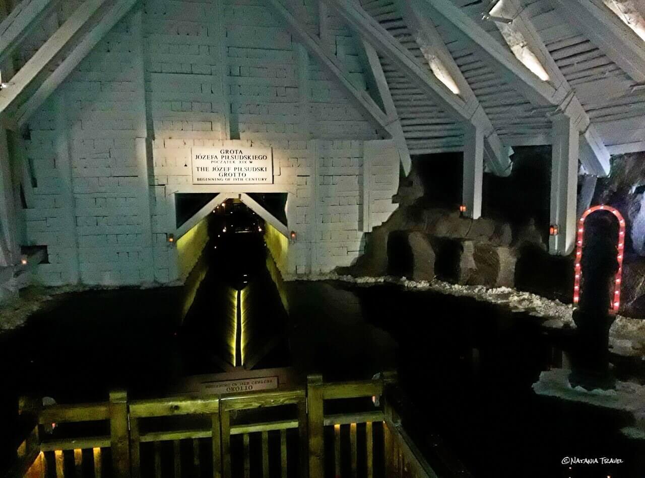 The Jozef Pilsudski grotto, Wielizcka