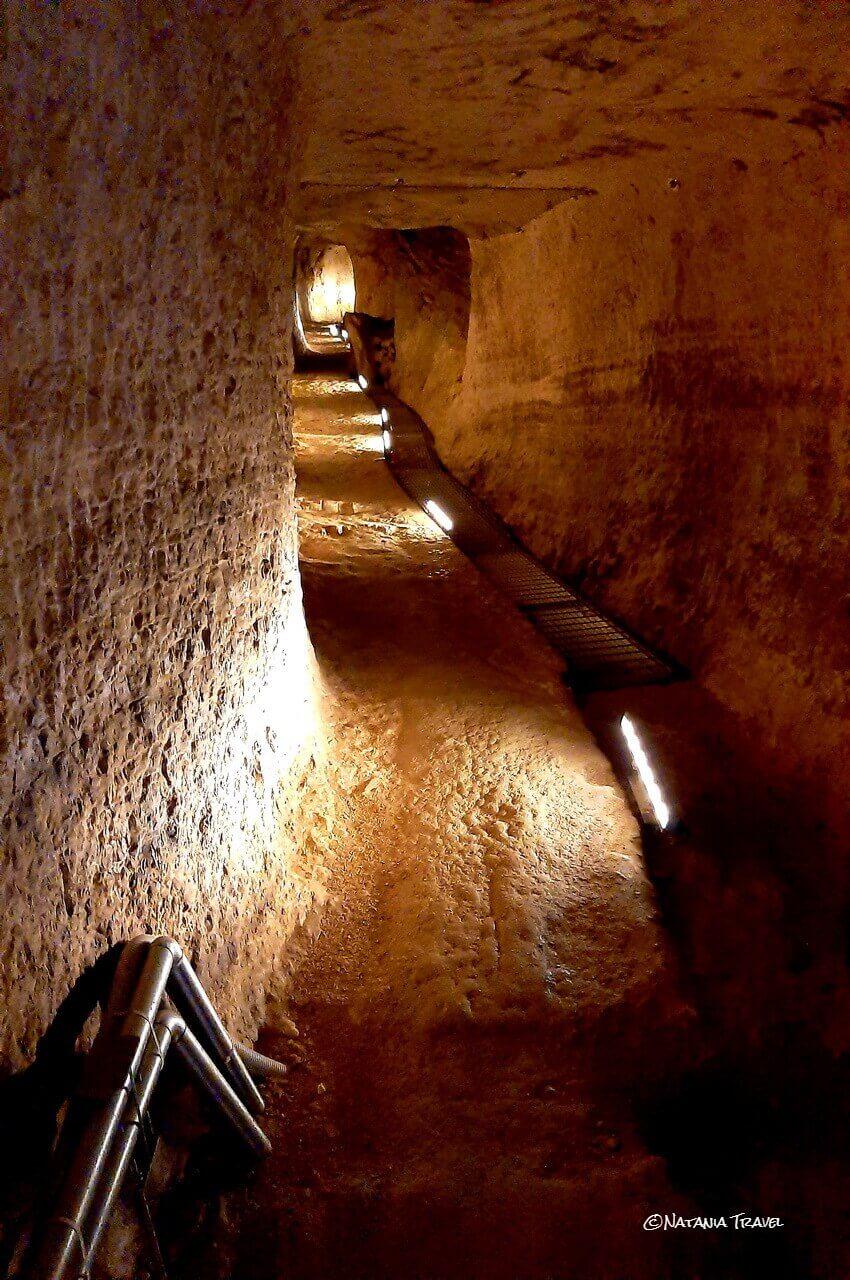 The Eupalinos tunnel