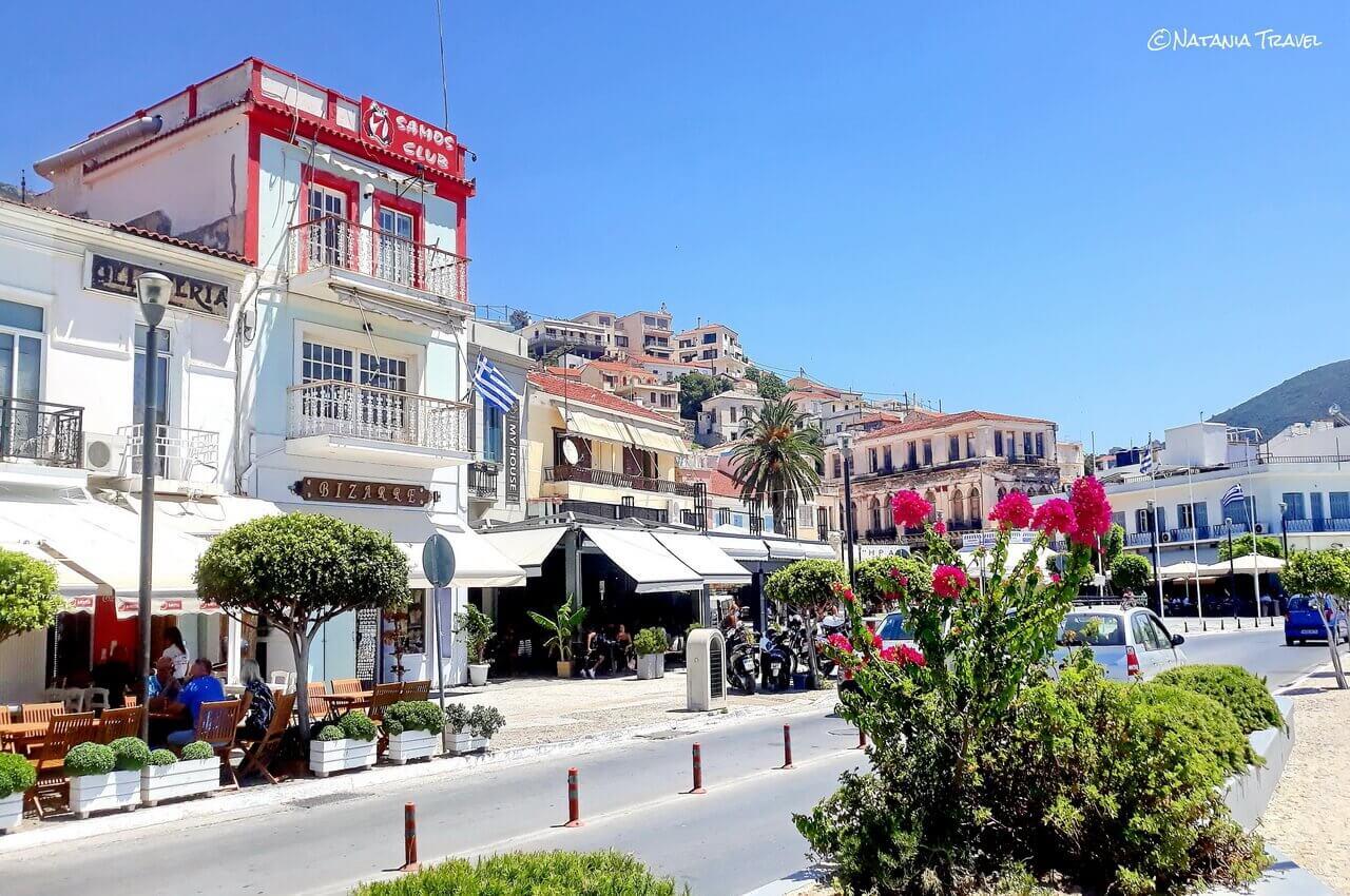 Vathy, Samos