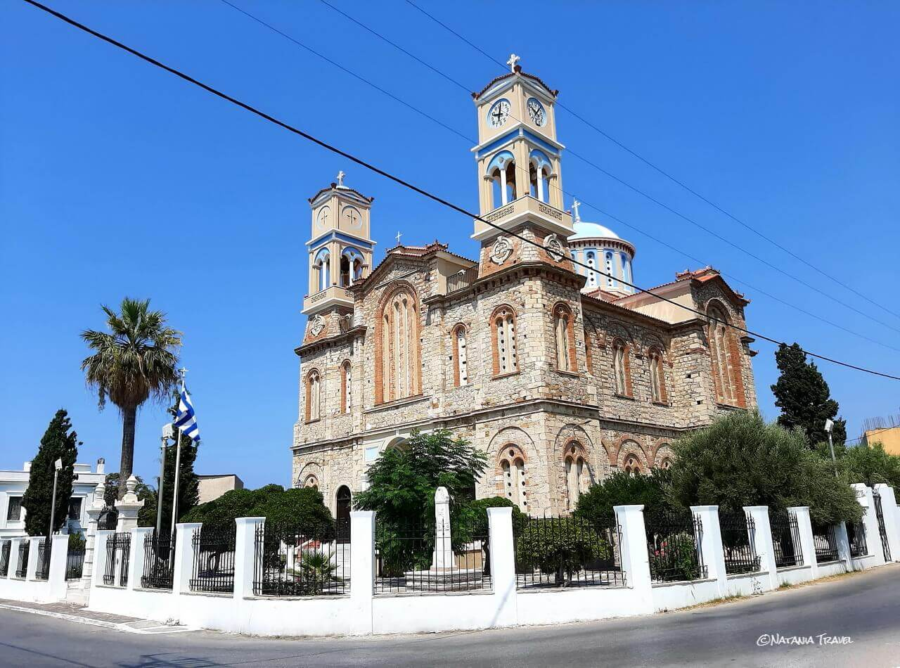 Agios Nikolaos church, Karlovasi