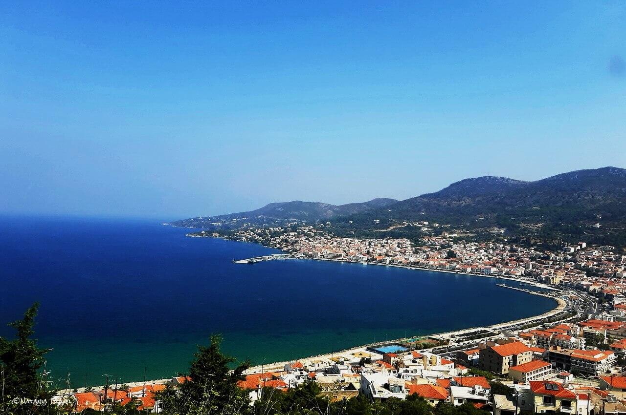 Vathy Bay, Samos