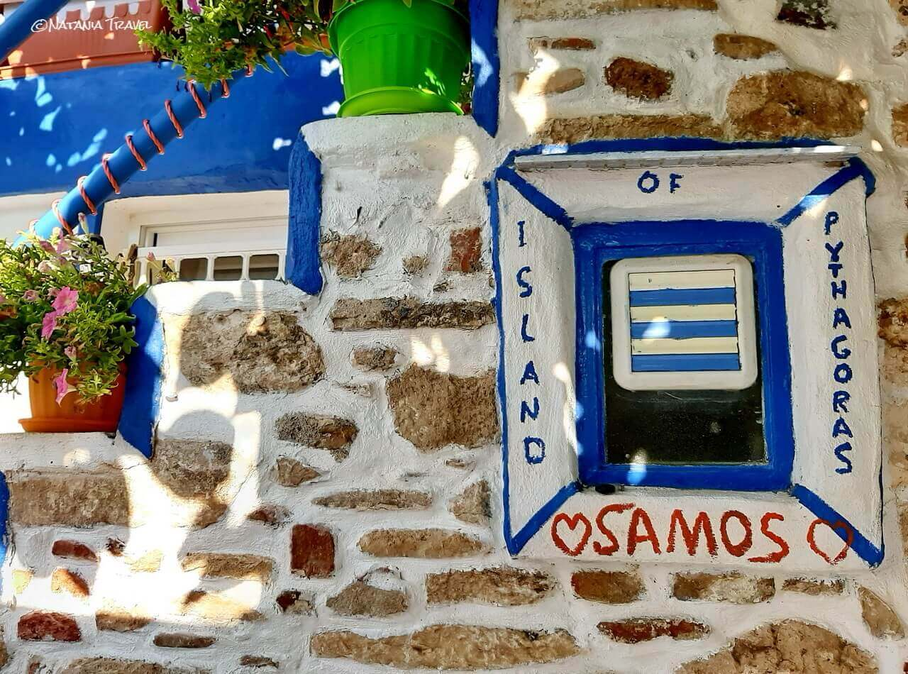 Samos, the island of Pythagoras