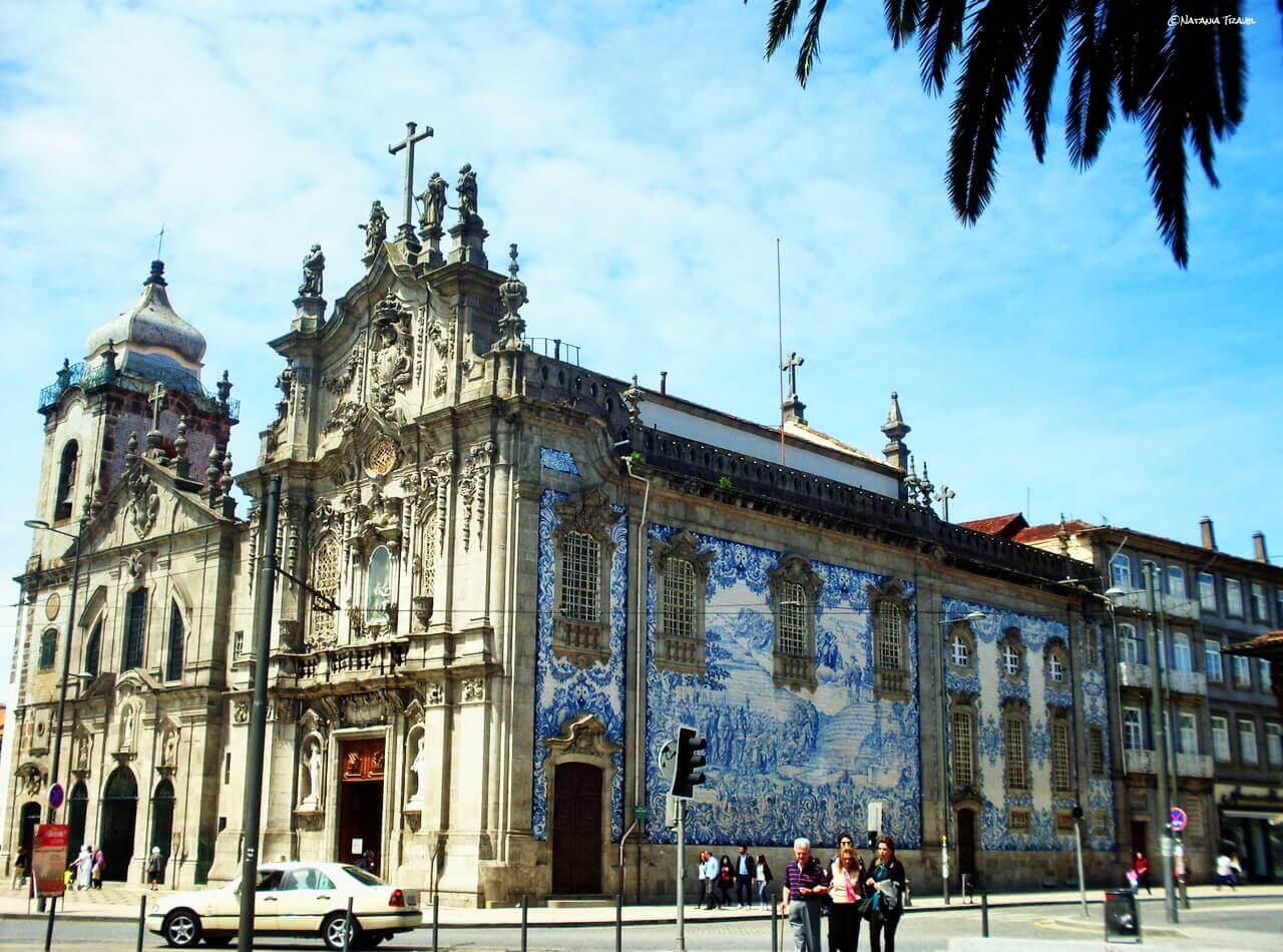 Porto, Igreja do Carmo and Igreja dos Carmelitas