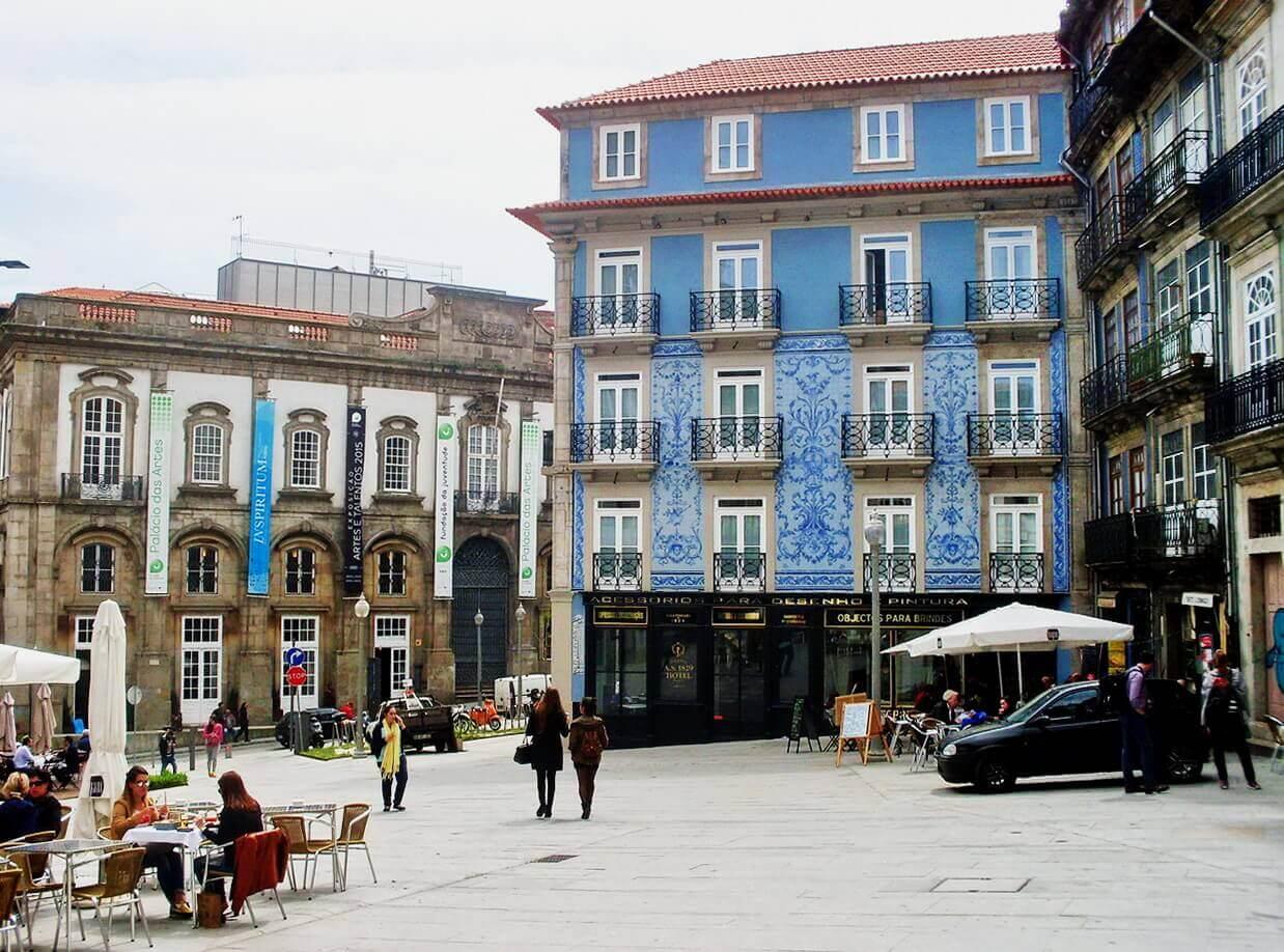 Rua de Flores, Oporto