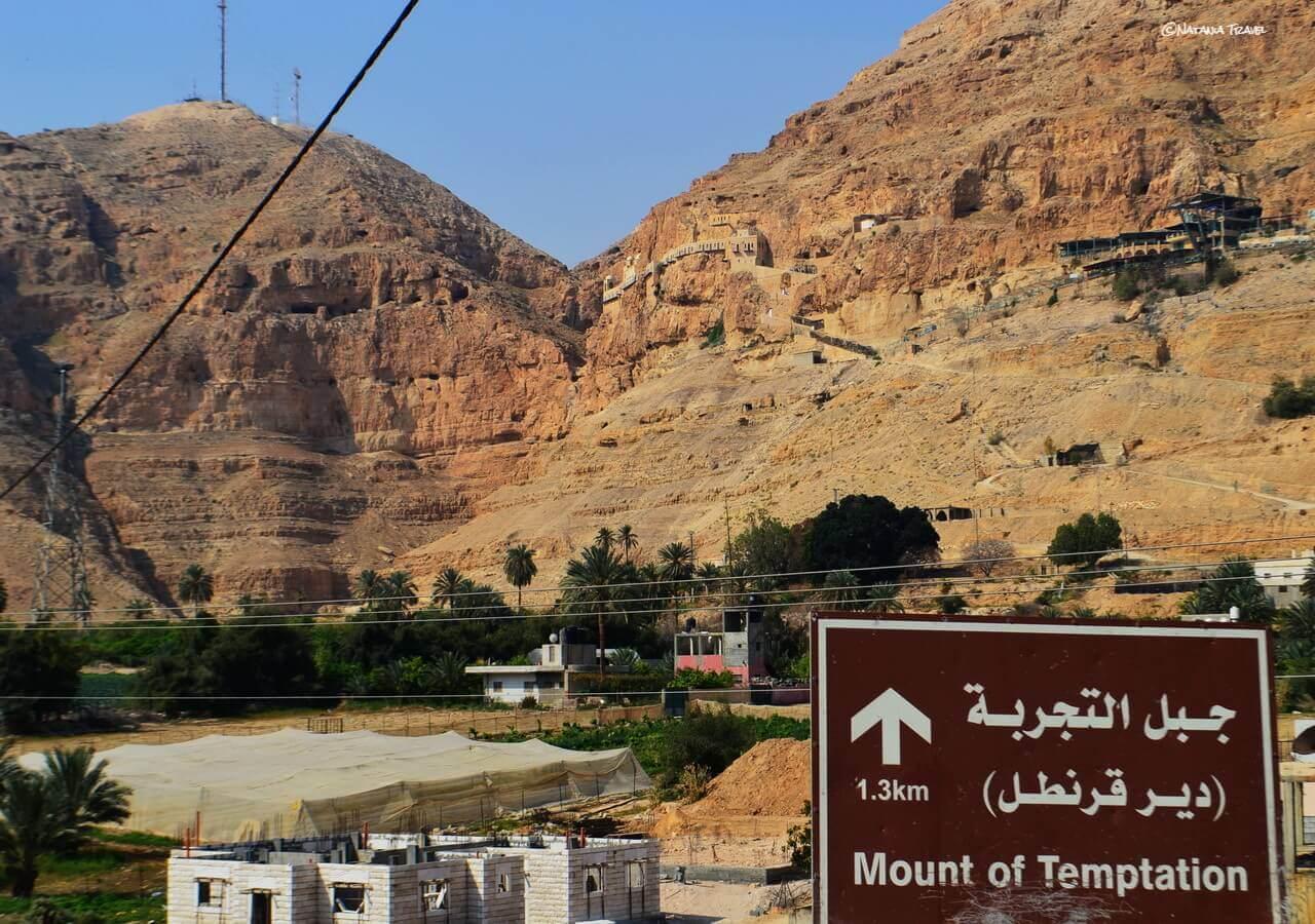 Jerihon, Mount of Tempation