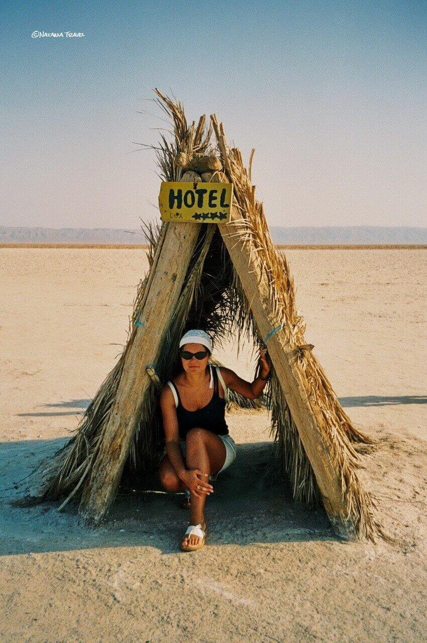 5* star hotel, Chott el Jerid