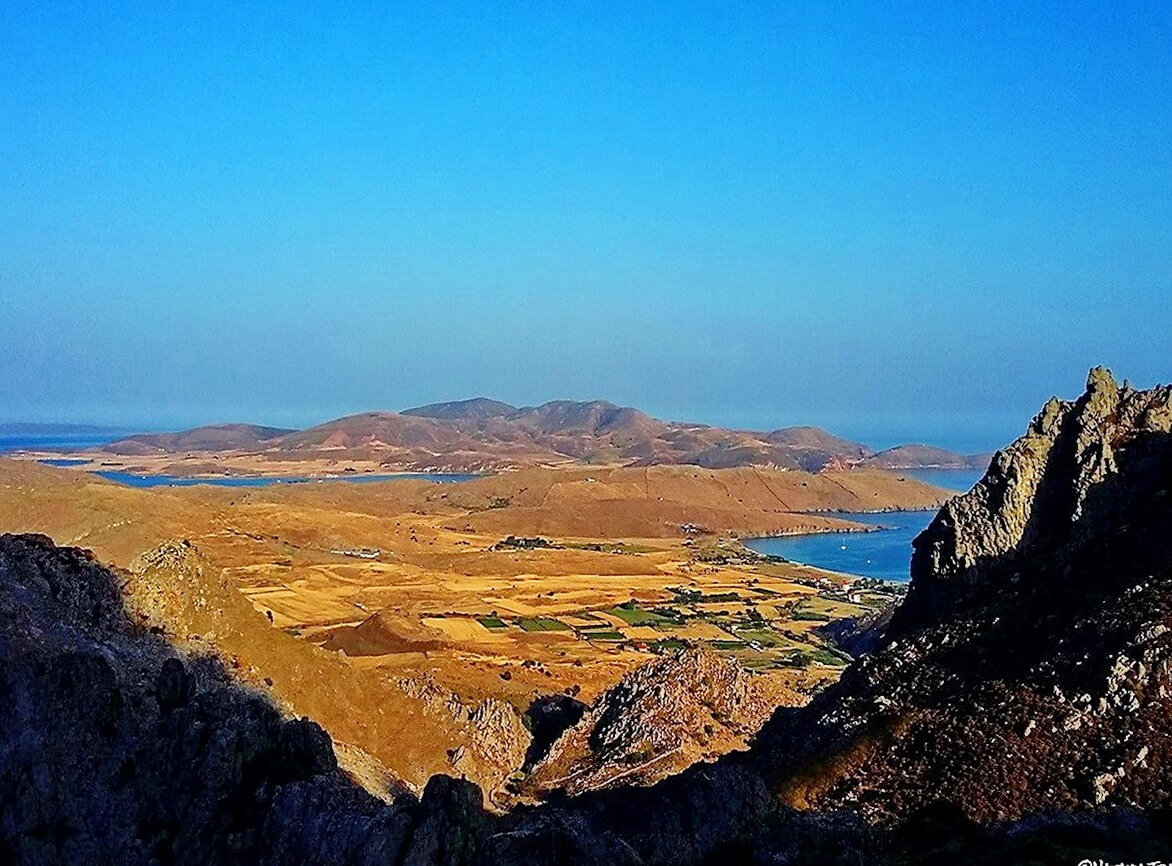 Moudros bay, Lemnos