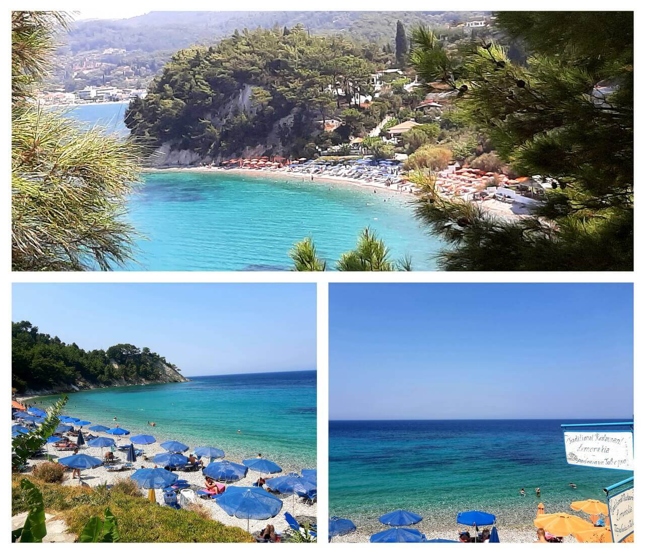 Lemonakia beach,