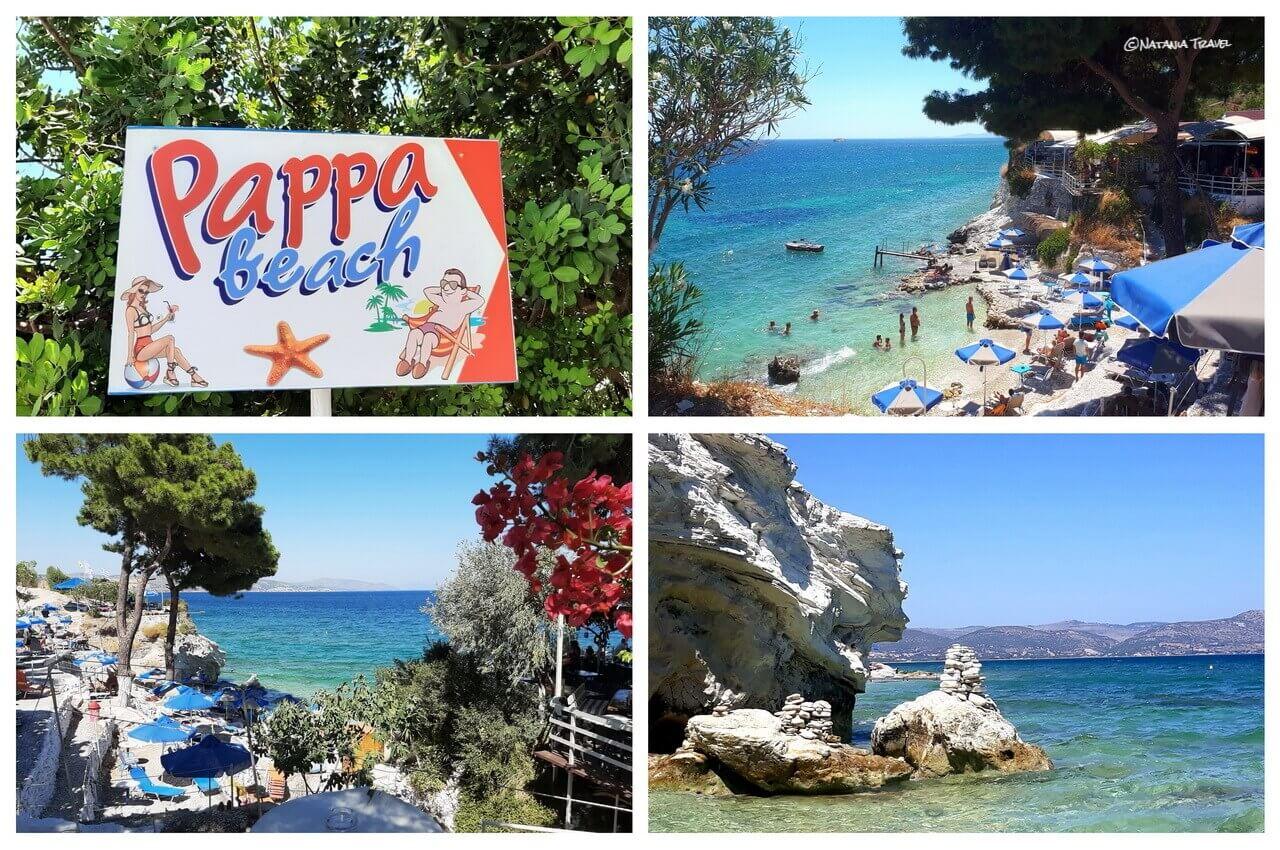 Pappa beach, beaches