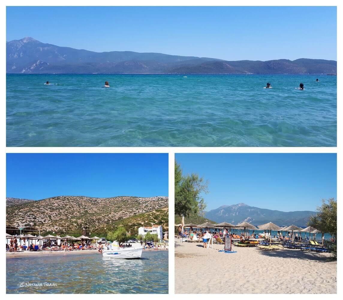 Psili amos beach, Samos, beaches