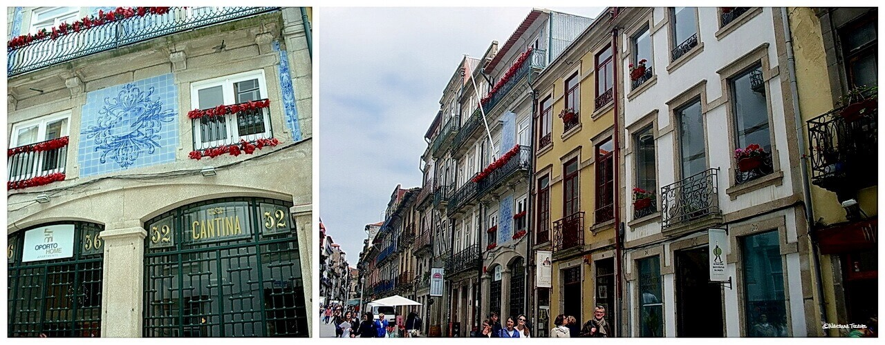 Rua de Flores, Porto