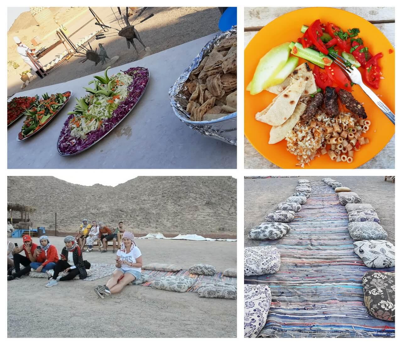 Bedouin bbq dinner