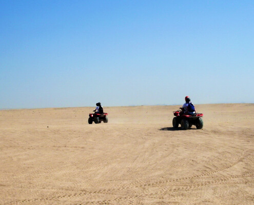 Desert safari Hurghada ft