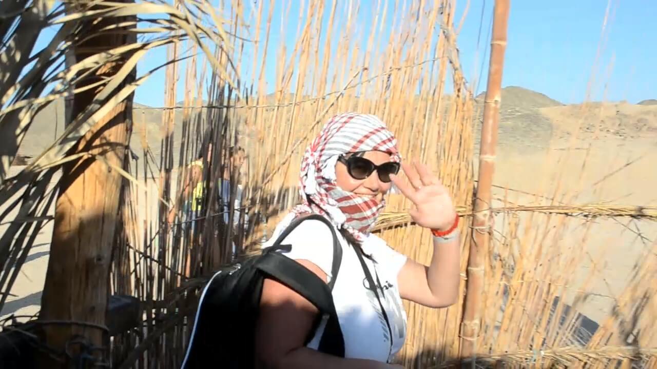 Bedouin village, Hurghada park