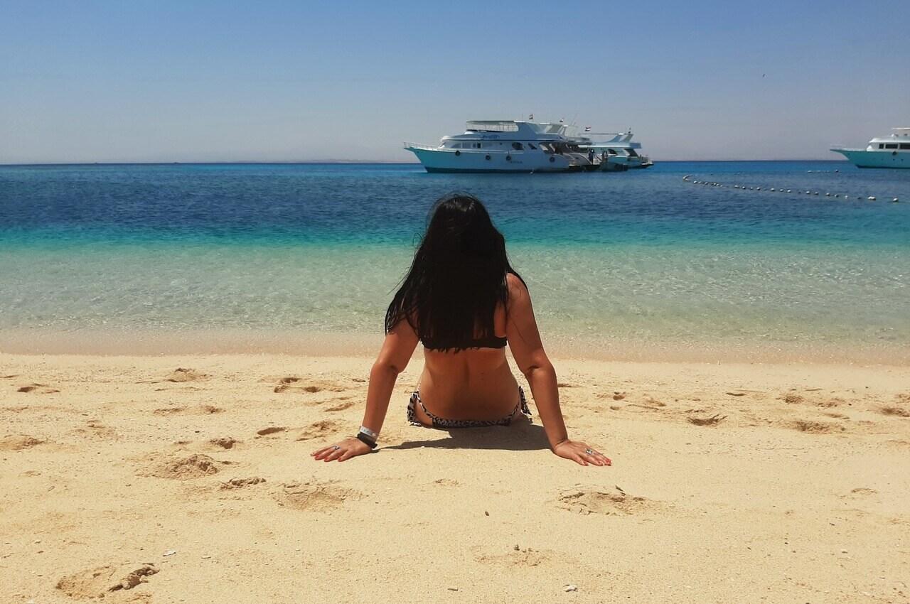 Giftun, Paradise island, Hurghada