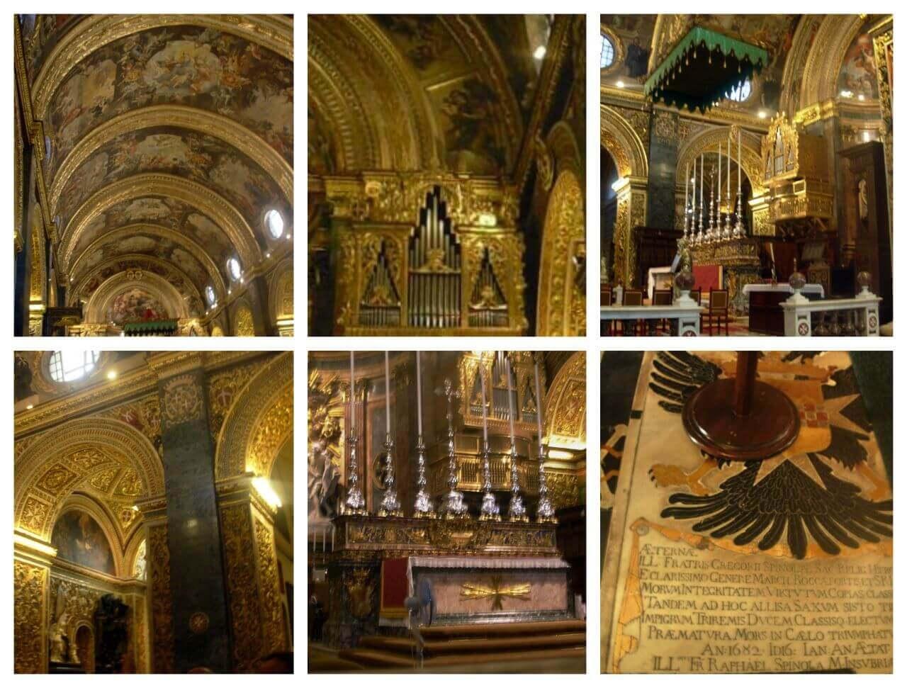 St. John Co-Cathedral, Valetta
