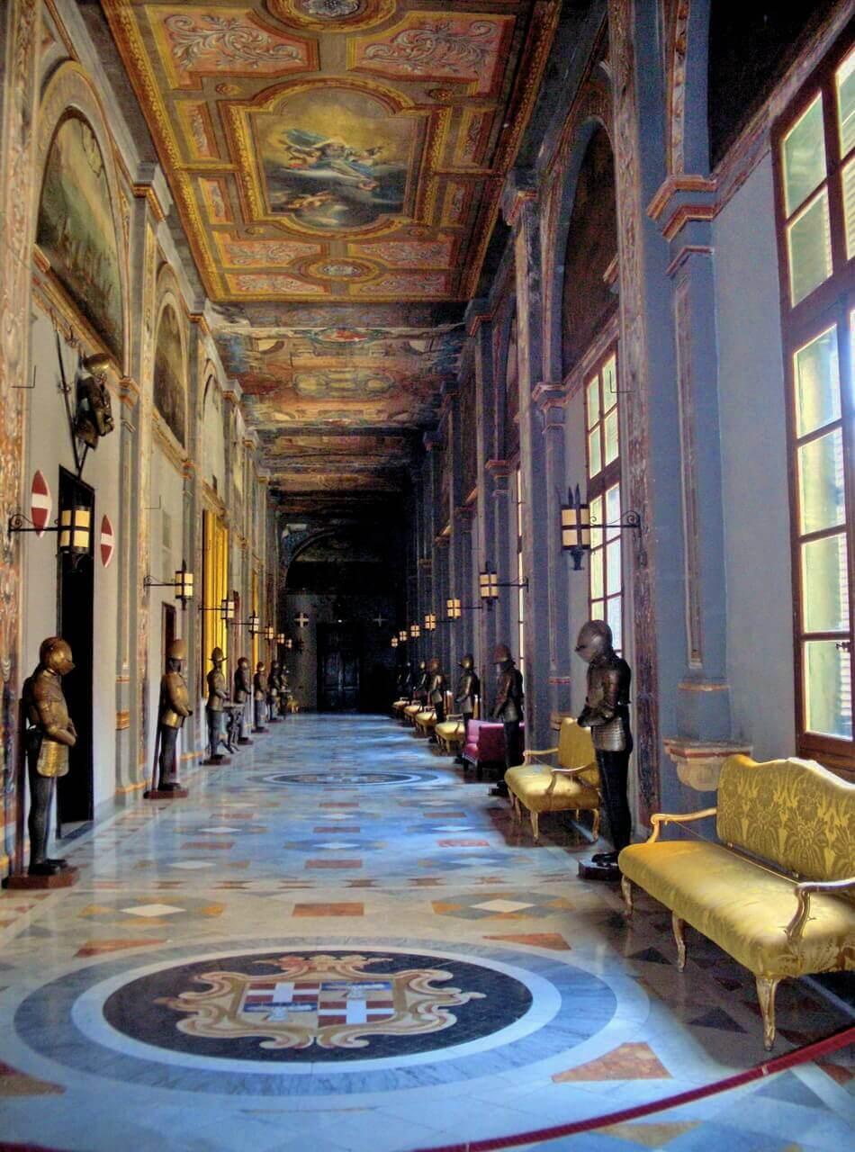 Valletta, Grand Master's Palace