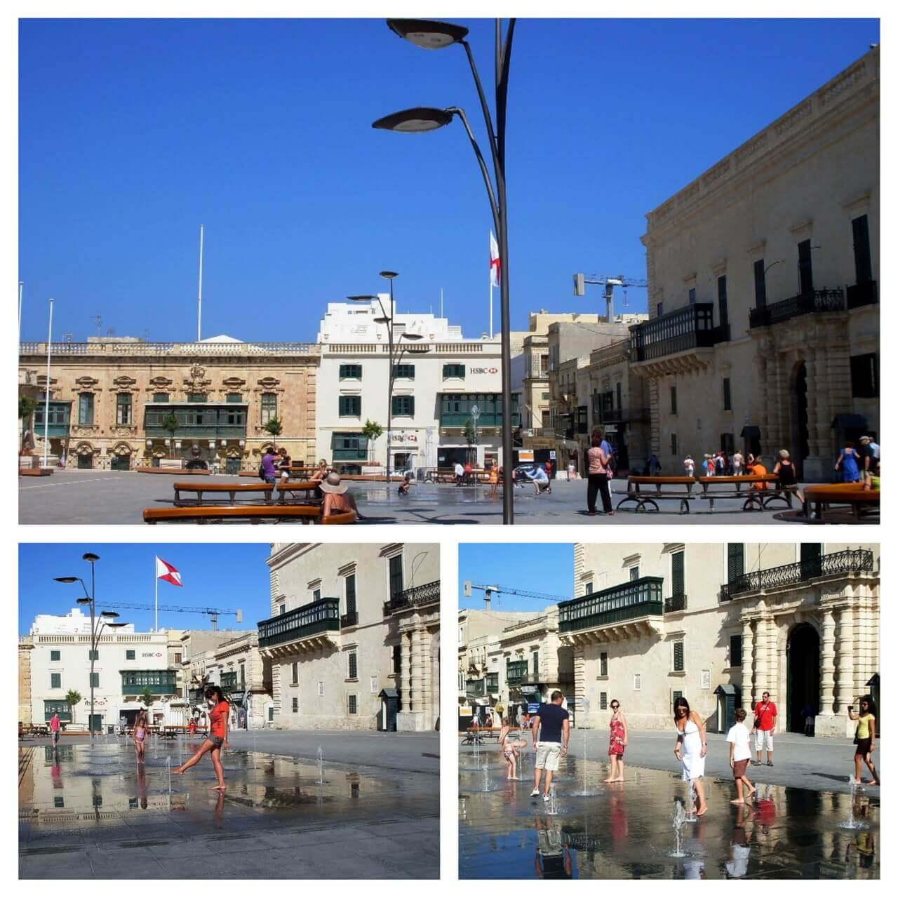 Saint George Square, Valletta