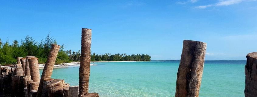 Kae beach, Zanzibar