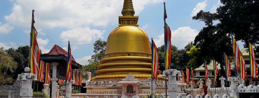 The Golden temple, Sri Lanka, Destinations, Destinacije