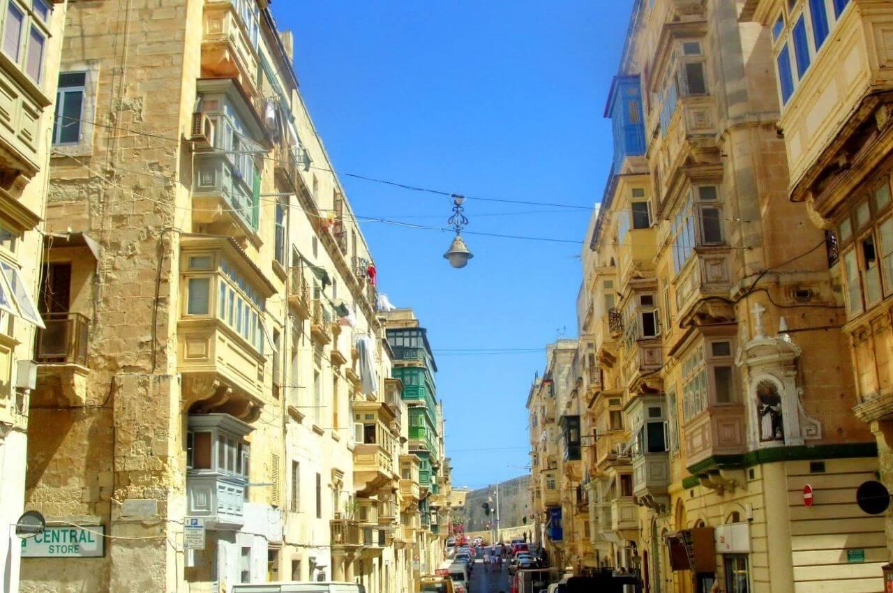 Valletta, Republic Street