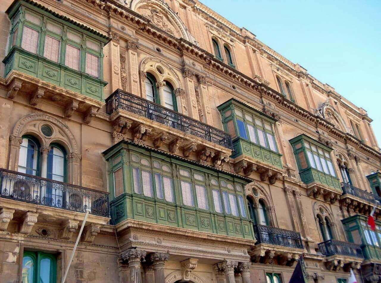 Valletta, Palazzo Ferreria