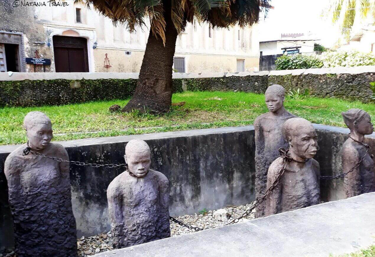 Slave market, Memory for the Slaves, Stone Town