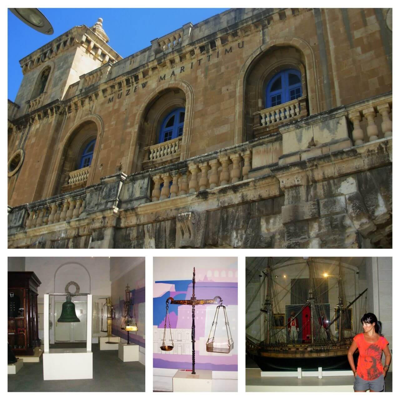 Maritime museum, Vittoriosa, Pomorski muzej, Three Cities, Tri grada
