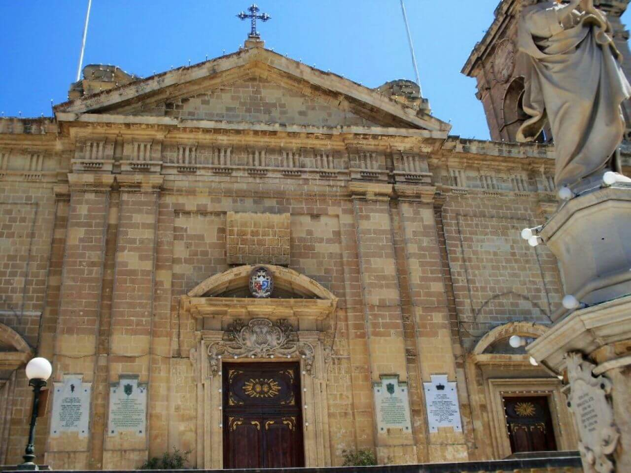 Cospicua, Church of Our Lady of the Immaculate Conception
