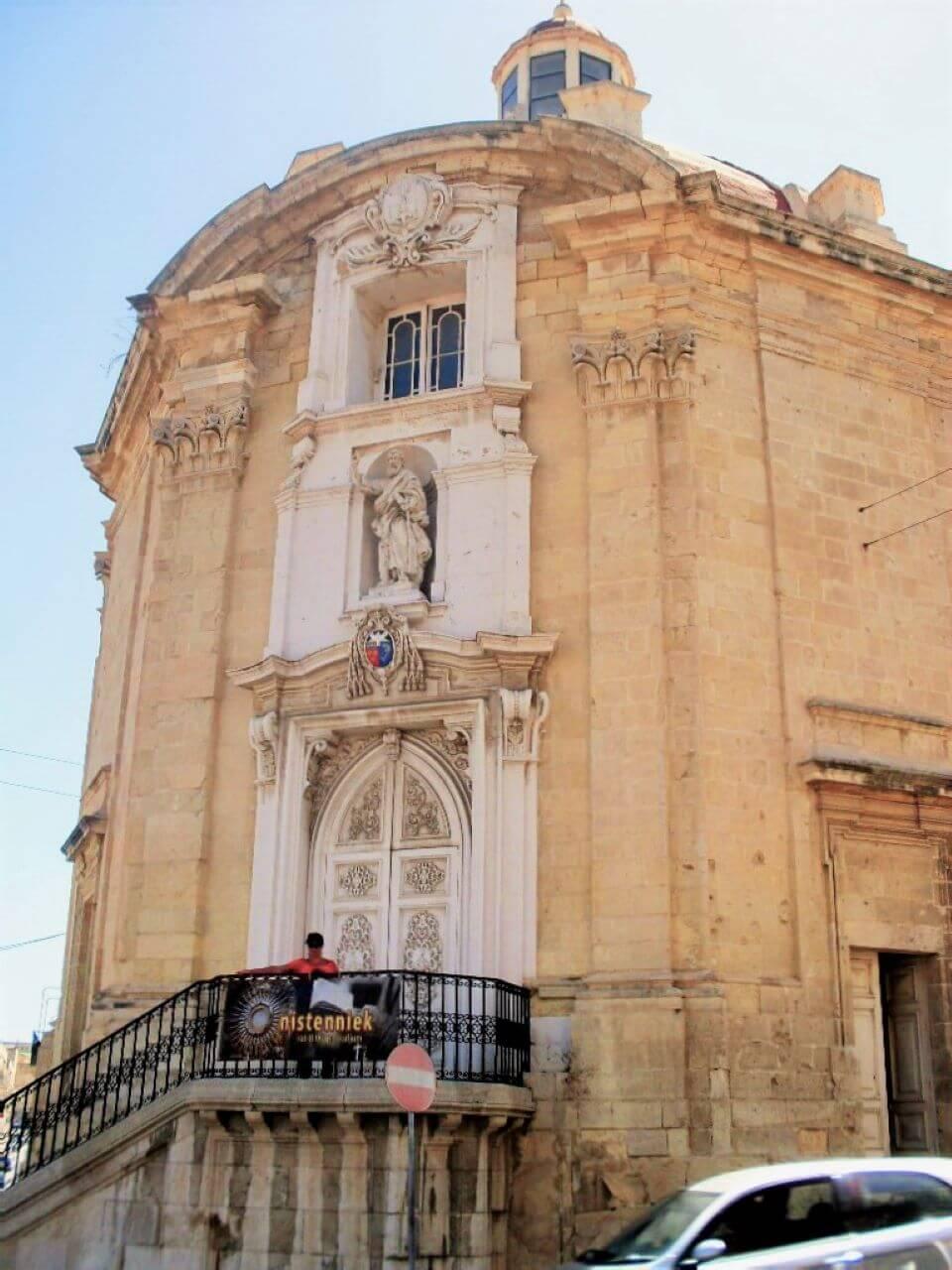 Cospicua, Church St Paul