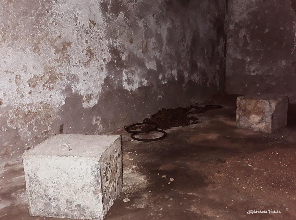 Slave chamber, Stone Town, Slave market