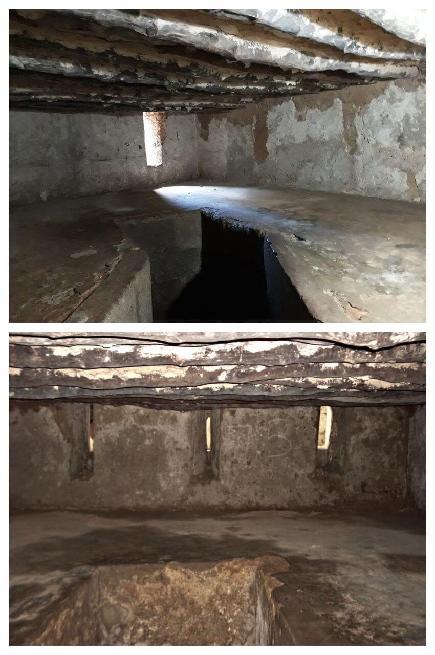 Slaves chamber, Stone Town, Slave market, Zanzibar