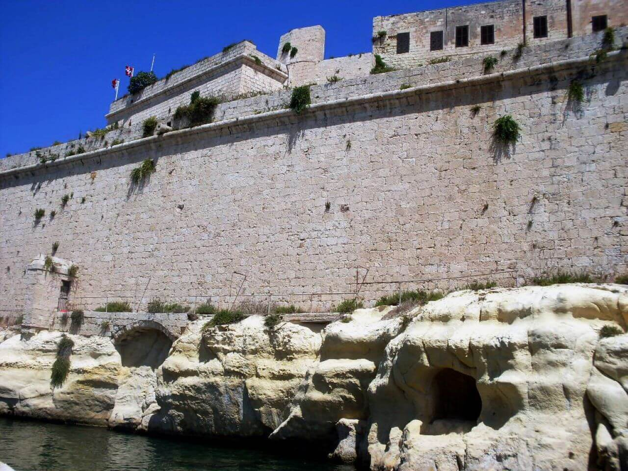 Vittoriosa, Fort St. Angelo