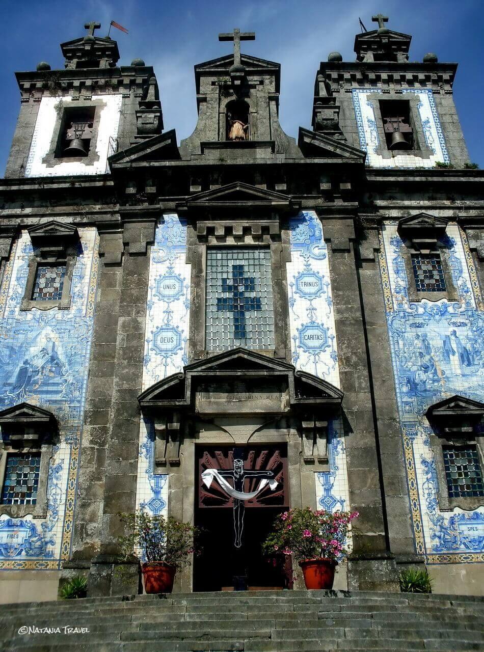 Oporto, Igreja de Santo Ildefonso