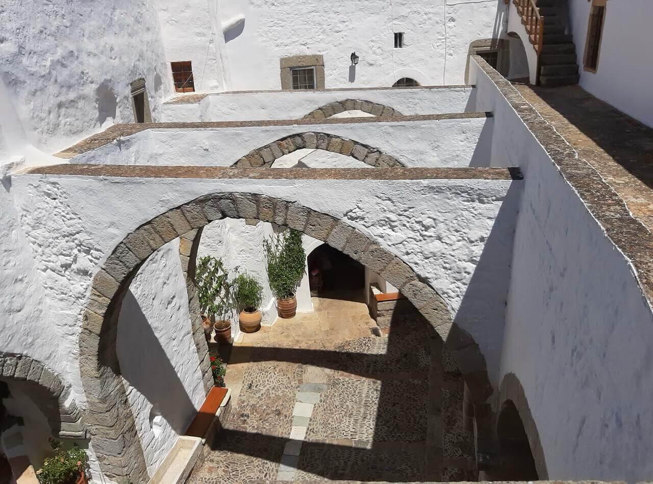 Patmos, The Monastery of Saint John the Theologian