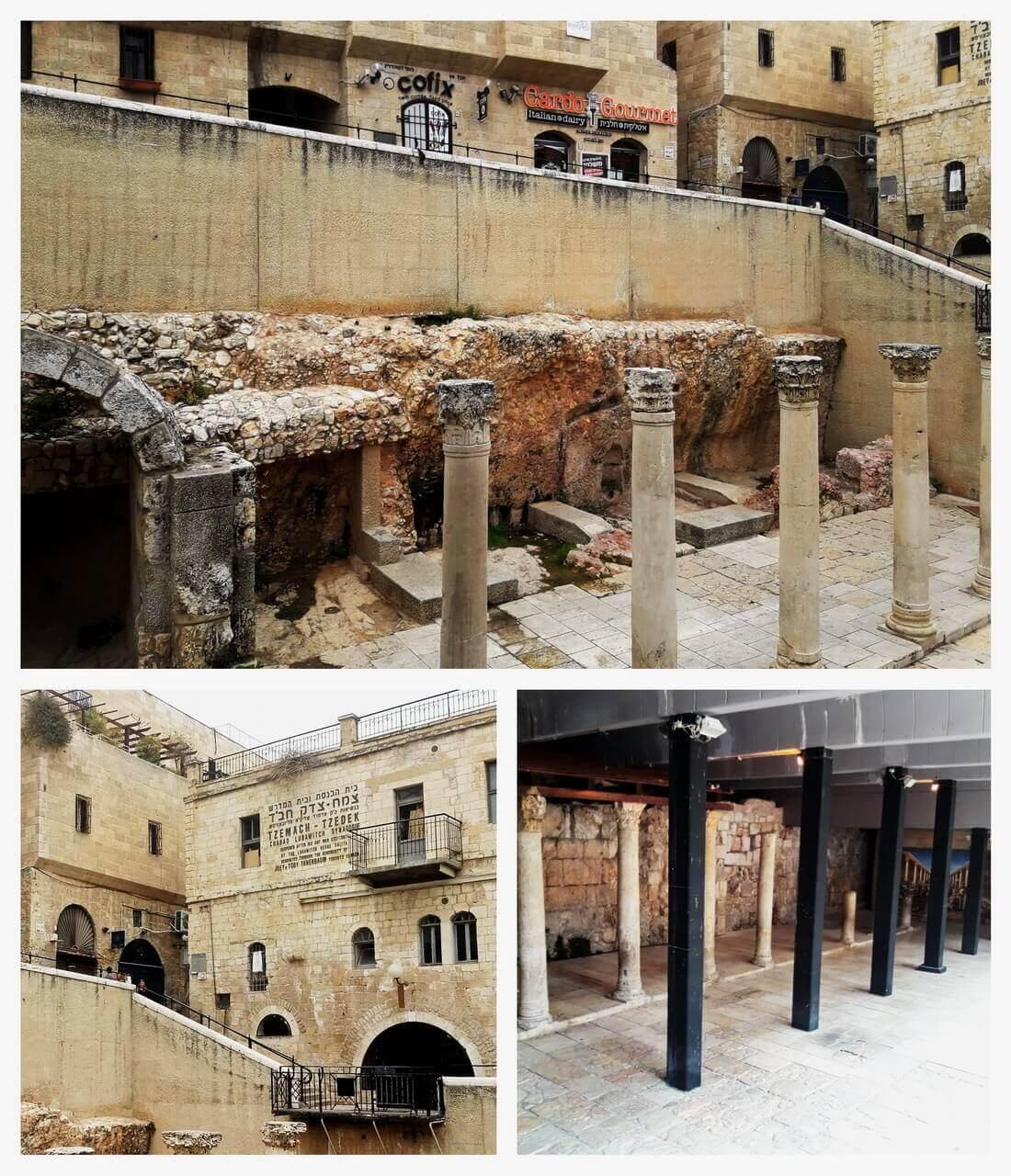 Cardo Maximus, Jerusalem
